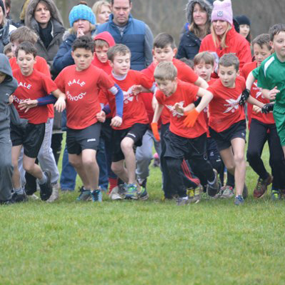 Cross Country boys race March 2016