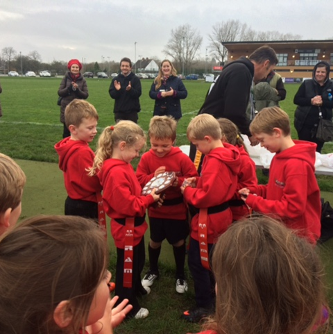 Year 2 Tag Rugby Tournament