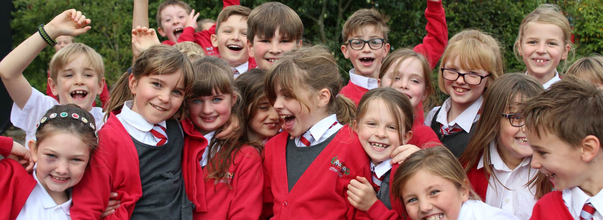 Life at Potters Gate CofE Primary School